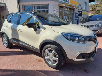 gebraucht Renault Captur ENERGY TCe 90 Limited SUV / Geländewagen