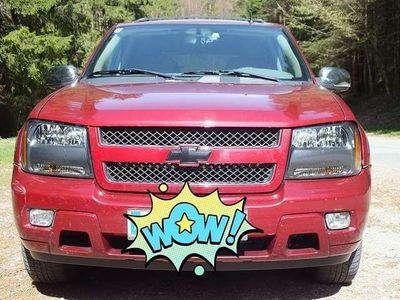 gebraucht Chevrolet TrailBlazer V8 5,3 Arbö geprüft SUV / Geländewagen