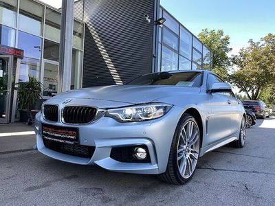 gebraucht BMW 420 Gran Coupé 4er-Reihe d xDrive M Sport, Kamera, Glasdac... Sportwagen / Coupé