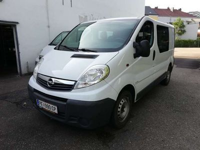 gebraucht Opel Vivaro