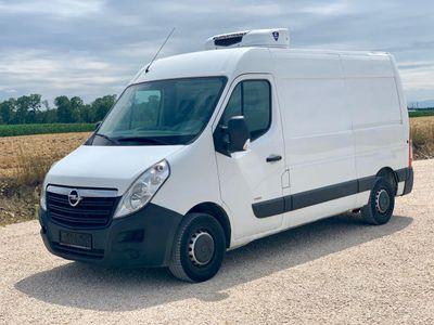 brugt Opel Movano 2,3 CDTI L2H2 3,3t KÜHLWAGEN, NETTO 7491€