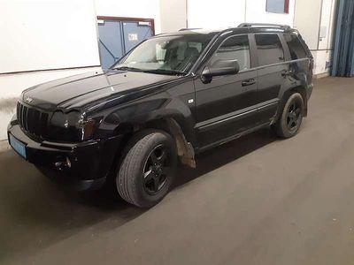 gebraucht Jeep Grand Cherokee 5.7 Hemi RHD / Tausch möglich SUV / Geländewagen