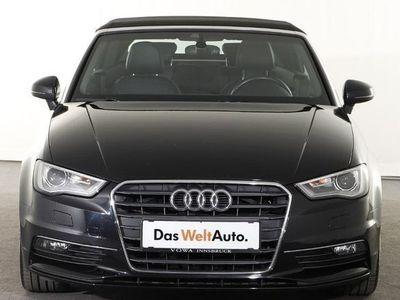 gebraucht Audi A3 Cabriolet 2.0 TDI daylight