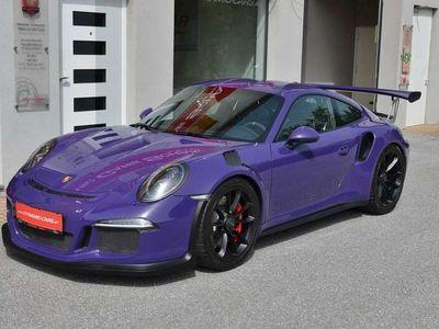 gebraucht Porsche 911 GT3 RS 991 1-Besitz, Erstlack, Approved, Lift