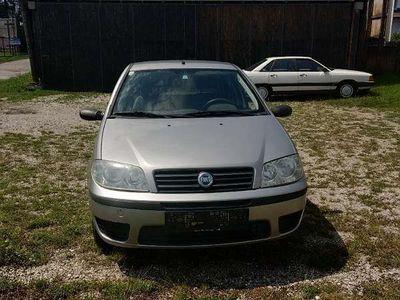 gebraucht Fiat Punto Klima ...Pickerl 09-2020...8 fach Bereift Limousine
