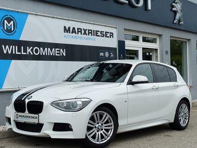 gebraucht BMW 118 d xDrive |M-Paket|Navi Pro|Xenon|Harman/Kardon|Ö-Paket|