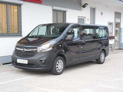 gebraucht Opel Vivaro Combi L2H1 1,6 BiTurbo CDTI ecofl. 2,9t St./St.