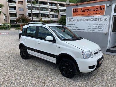 brugt Fiat Panda 4x4 Panda 1,2 ** ALLRAD - KLIMA **
