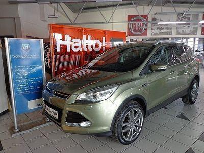 usado Ford Kuga 2,0 TDCi Titanium 4x4 Aut. SUV / Offroad