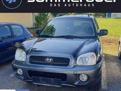 gebraucht Hyundai Santa Fe 2,0 2WD Elegance CRDi SUV / Geländewagen,