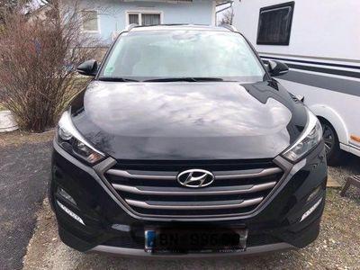 brugt Hyundai Tucson 2.0 Go 4 WD SUV / Geländewagen,