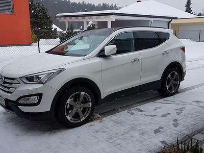 used Hyundai Santa Fe STYLE ALLRAD SUV / Geländewagen,