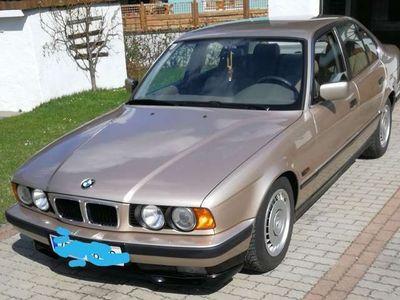 gebraucht BMW 525 5er-Reihe E34 Aut.