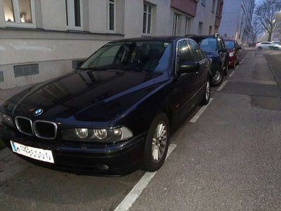 gebraucht BMW 530 5er-Reihe d Aut NEU TÜV FIXPREIS Limousine