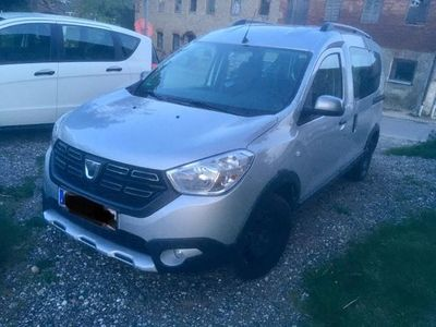 gebraucht Dacia Dokker Stepway Sensation TCe 115 S