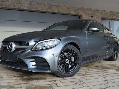 gebraucht Mercedes 220 C-Klasse CCoupe AMG-Line Sportwagen / Coupé