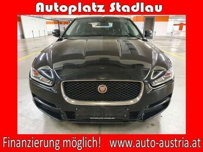 gebraucht Jaguar XE E-Performance Prestige LEDER NAVI *FINANZIER... Limousine