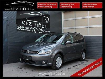 gebraucht VW Touran Comfortline 1,6 BMT TDI DPF Kombi / Family Van