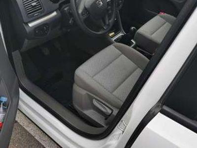 gebraucht Seat Alhambra Business 2,0 TDI 127g