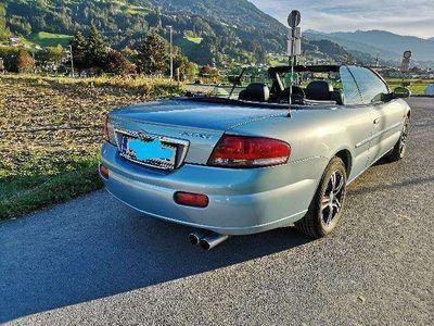 gebraucht Chrysler Sebring Cabriolet 2,7 LX Limited Aut.