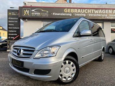 gebraucht Mercedes Viano 3,0 CDI BlueEfficiency DPF Aut.
