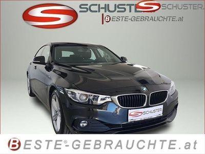 gebraucht BMW 420 Gran Coupé 4er-Reihe i AT *TOP-AKTION* NP 51.500 Limousine,
