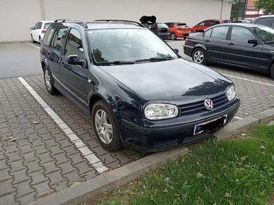 gebraucht VW Golf IV 4motion Kombi / Family Van