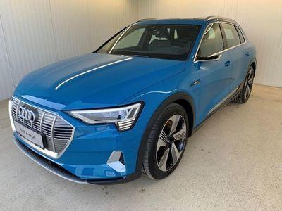 gebraucht Audi E-Tron QUATTRO - 55 quattro advanced