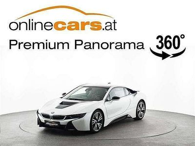 gebraucht BMW i8 NAVI HEAD-UP LED ASSISTENZ Limousine,