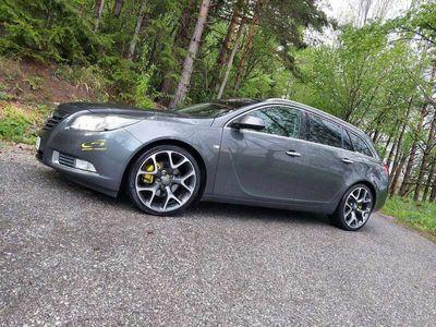 gebraucht Opel Insignia ST 2,0 Cosmo CDTI DPF Allrad