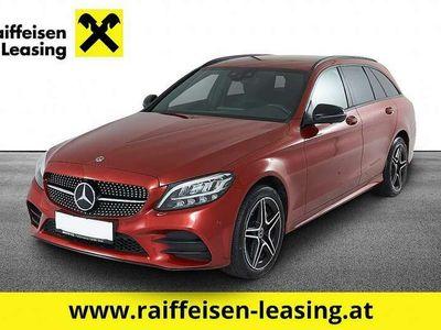 gebraucht Mercedes C220 d T   DCT   4MATIC   AMG-Line   NP 66.181,00