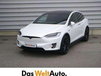 gebraucht Tesla Model X Standard Reichweite