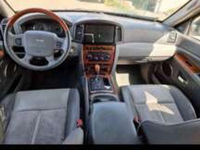 "gebraucht Jeep Grand Cherokee 3,0 V6 CRD Ltd. ""Woodland"" ""Limited """"Woodland"""""