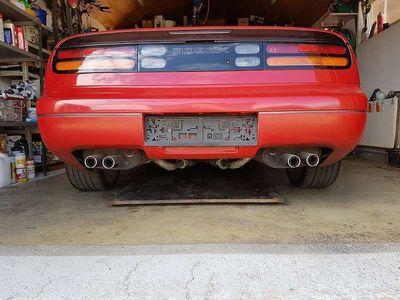 gebraucht Nissan 300 ZX 3 Liter V6 Sportwagen / Coupé