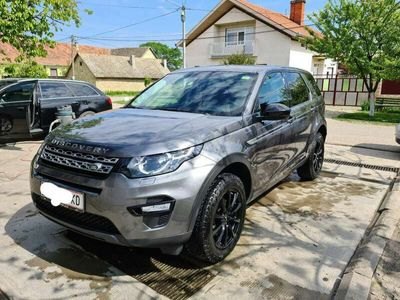 gebraucht Land Rover Discovery Sport 2,0 SD4 4WD Pure
