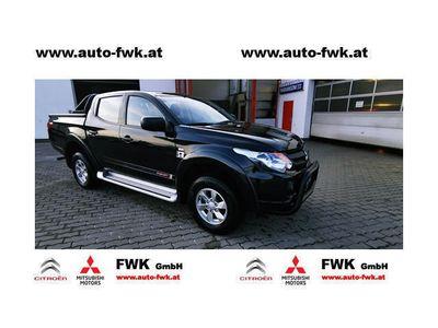 gebraucht Mitsubishi L200 L200DK DI-D 2,4 Invite 4WD