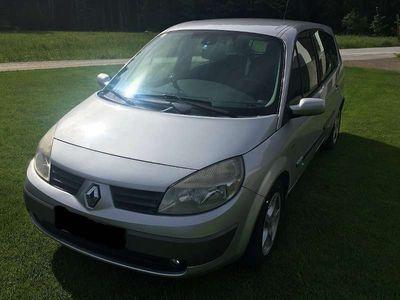 gebraucht Renault Grand Scénic Dynamic Luxus 1,5dci Kombi / Family Van