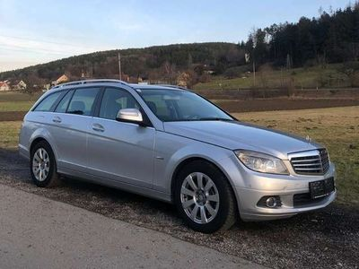 gebraucht Mercedes C320 T Elegance A-Edition CDI Aut.