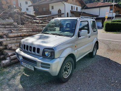 gebraucht Suzuki Jimny 1,3VX SUV / Geländewagen