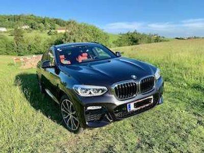 gebraucht BMW X4 xDrive20i M Sport Aut. SUV / Geländewagen