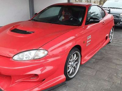 gebraucht Hyundai Coupé Tiburon Coupe Sportwagen /