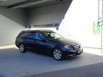 gebraucht Mercedes C250 CDI 4MATIC T