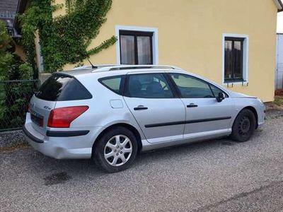 gebraucht Peugeot 407 SW Active 2,0 HDI 136 (FAP)