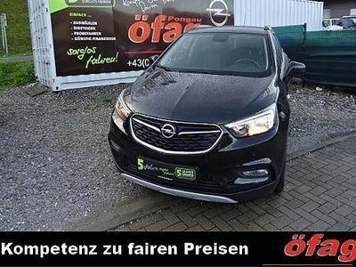 gebraucht Opel Mokka X 1,4 Turbo ecoflex Edition Start/ Stop System SUV / Geländewagen,