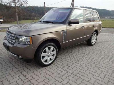 gebraucht Land Rover Range Rover 4,4 TD V8 Autobiografie SUV / Geländewagen