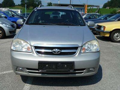 gebraucht Chevrolet Nubira / Daewoo DAEWOOKOMBI 1.6 MT Kombi / Family Van,