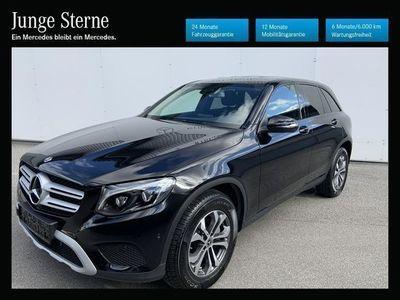 gebraucht Mercedes GLC220 d 4MATIC A-Edition PLUS