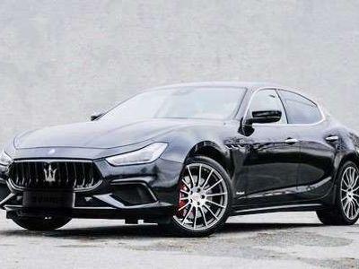 gebraucht Maserati Ghibli 3,0 Sportwagen / Coupé