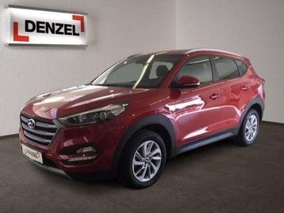 gebraucht Hyundai Tucson 2,0 CRDi 4WD AT