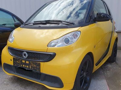 gebraucht Smart ForTwo Coupé mhd city-flame, 71PS, Pickerl bis 08/2020 Klein-/ Kompaktwagen